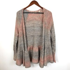 Anthropologie Knit & Knotted Cody Sweater